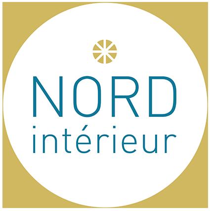nord intérieur . logotype