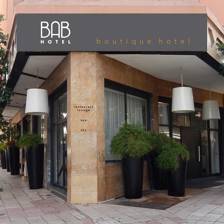 Bab Hotel . Marrakech